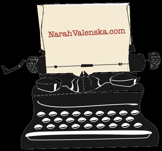 Narah Valenska Smith - Writer - NarahValenska.com