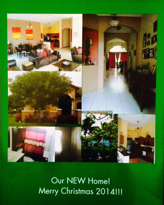Moving Into Our New Home - Christmas Gift - 2014 - Narah Valenska Smith - Life Purpose - #BeTheRealYou