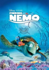 Disney Pixar Finding Nemo Movie - Just Keep Swimming