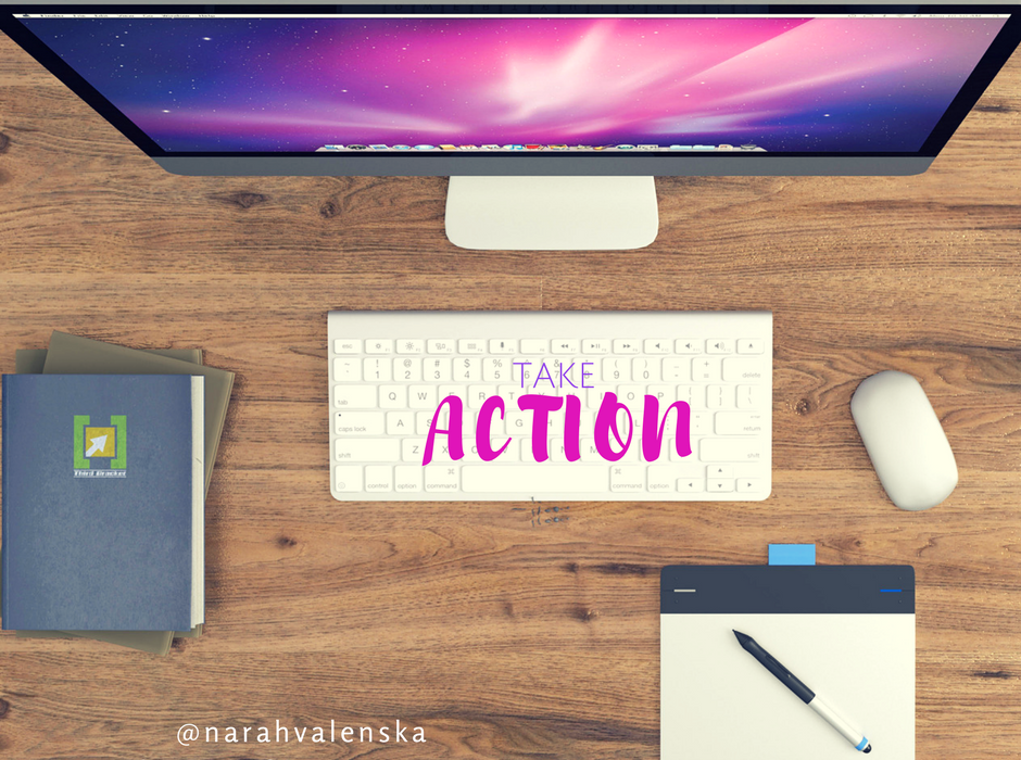 Take Action by Narah Valenska Smith