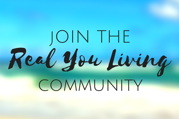 Join The Real You Living - Rock Your Life Bootcamp - Community with Narah Valenska Smith